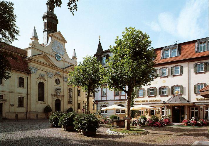 Romantik Hotel Goldener Karpfen-1