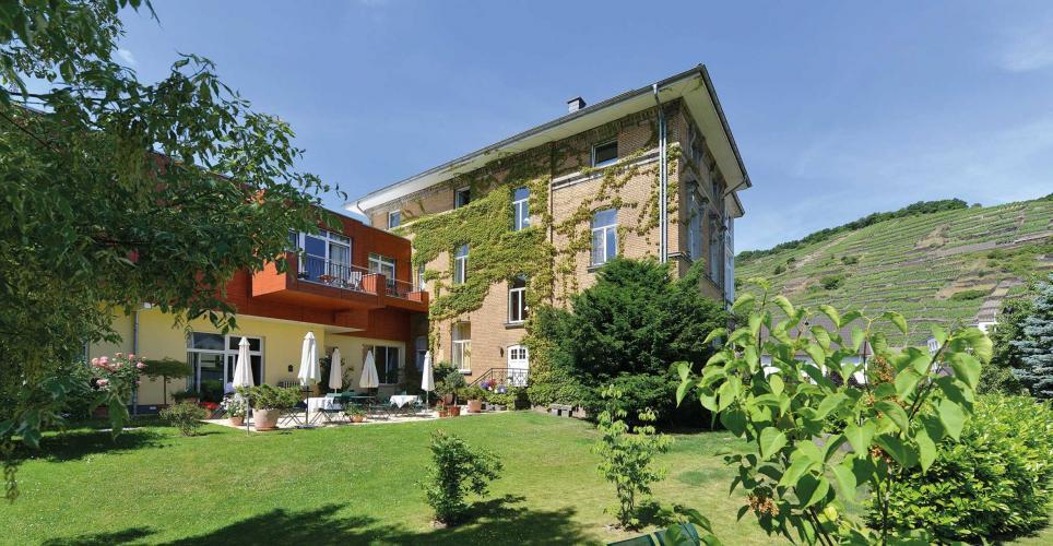 Romantik Hotel Sanct Peter-1