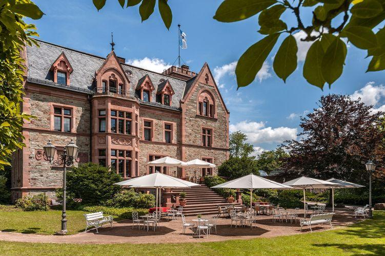Romantik Hotel Schloss Rettershof-1