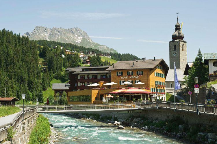 Romantik Hotel Die Krone von Lech-2