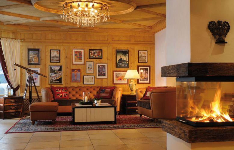 Romantik Hotel Die Krone von Lech-5