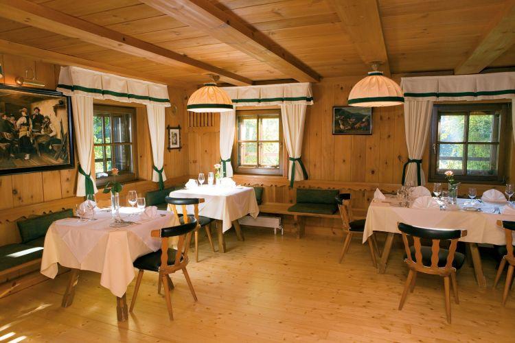 Romantik Hotel Die Gersberg Alm-9
