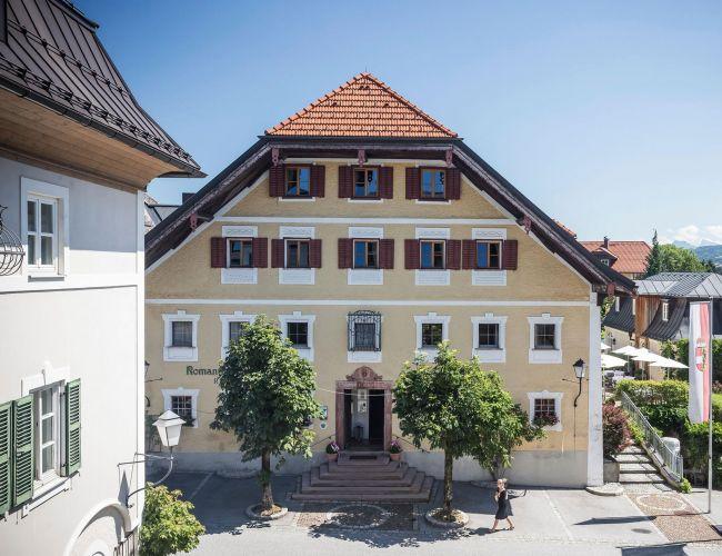Romantik Spa Hotel Elixhauser Wirt-1