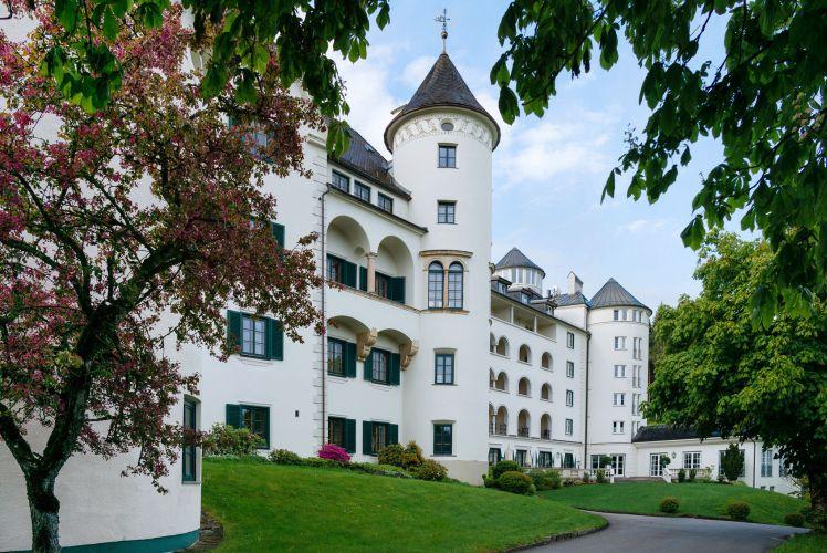 Romantik Hotel Schloss Pichlarn-1