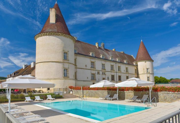 Hôtel Golf Château de Chailly-1