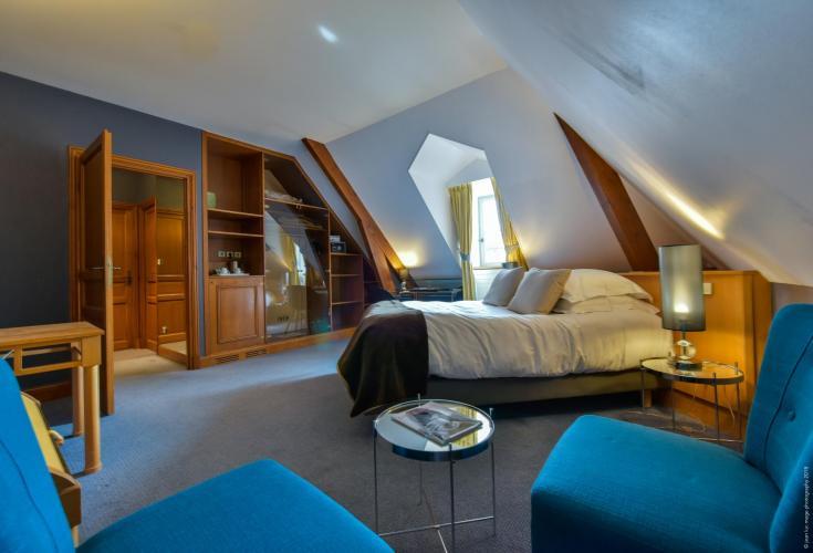 Hôtel Golf Château de Chailly-8