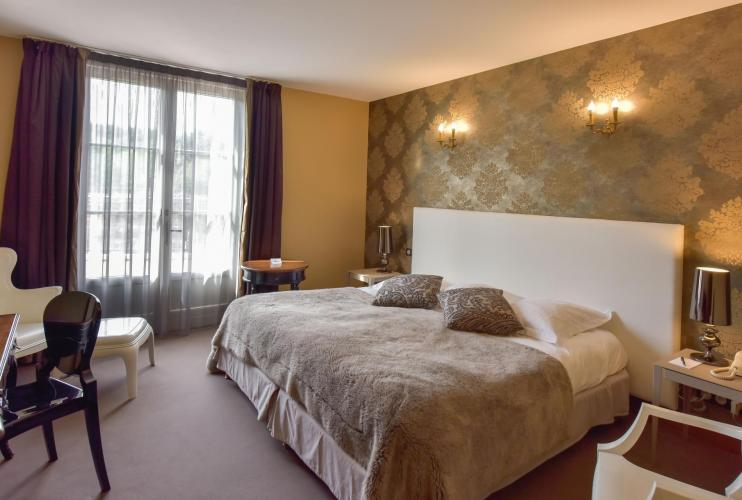 Hôtel Golf Château de Chailly-9