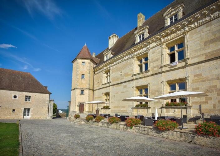 Hôtel GOLF Château de Chailly-10