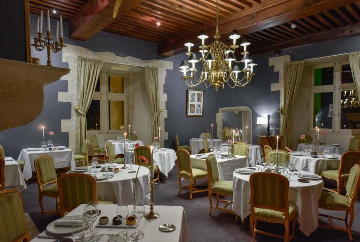 Hôtel Golf Château de Chailly-11