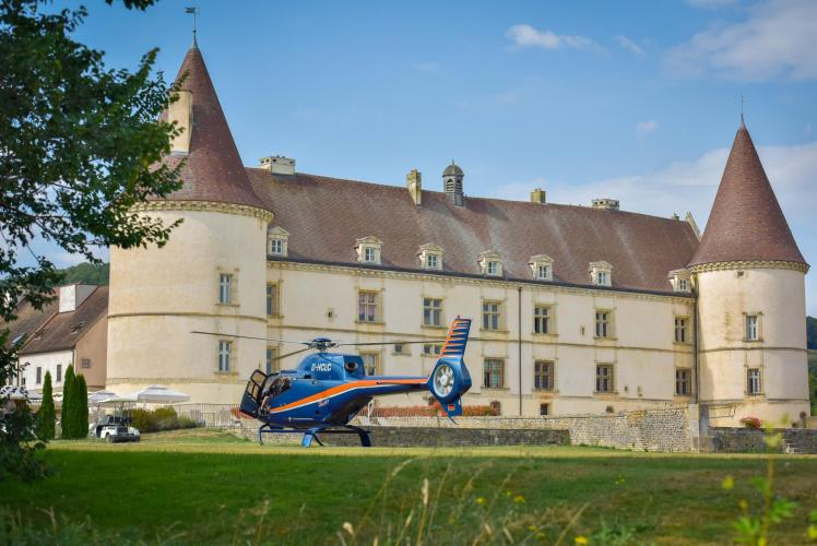 Hôtel Golf Château de Chailly-26