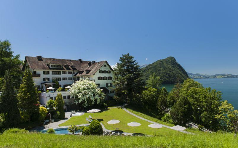 See- und Seminarhotel FloraAlpina-10