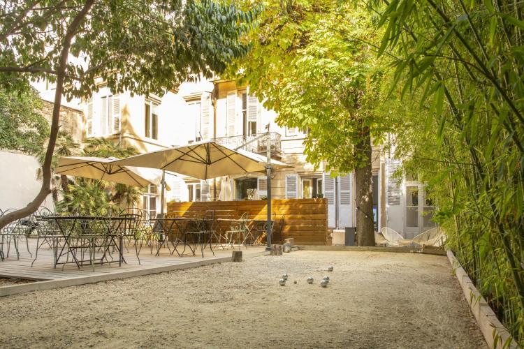 Hôtel Maison Montgrand Vieux-Port-17