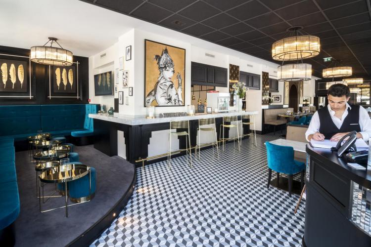 Hôtel Restaurant Le Touring-14