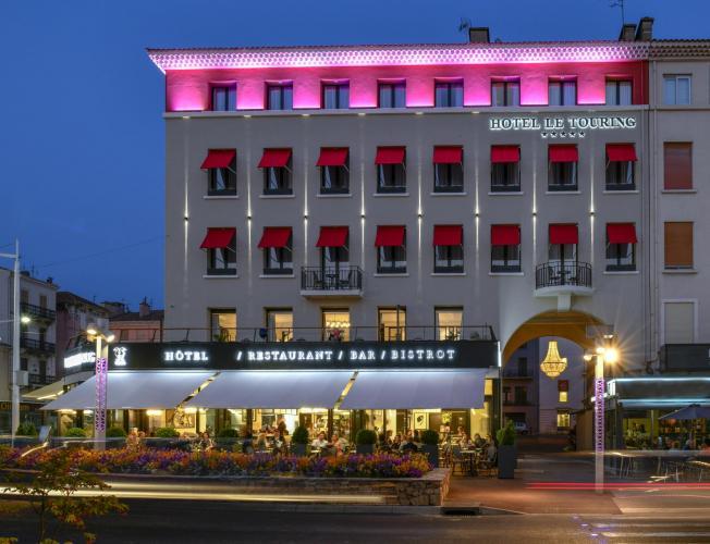 Hôtel Restaurant Le Touring-22