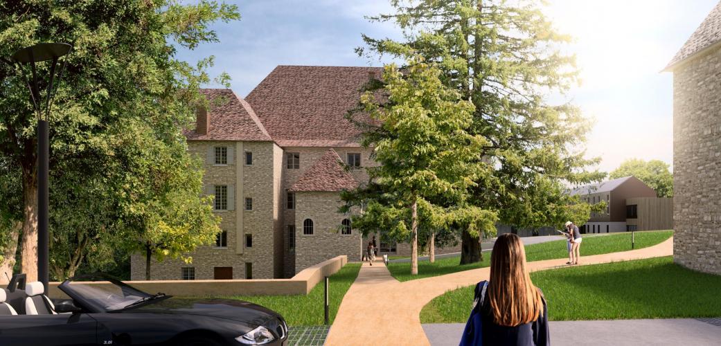 Domaine Dolomieu Château & SPA-1