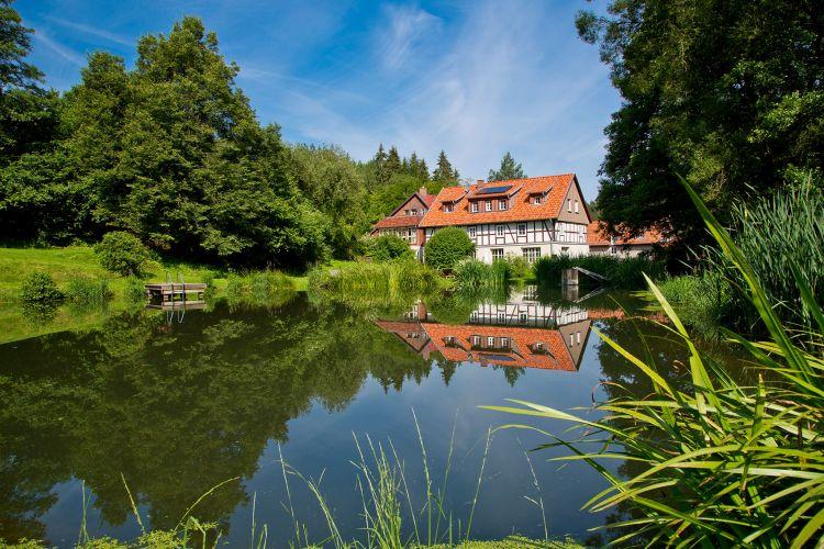 Romantik Hotel Landhaus Bärenmühle-1