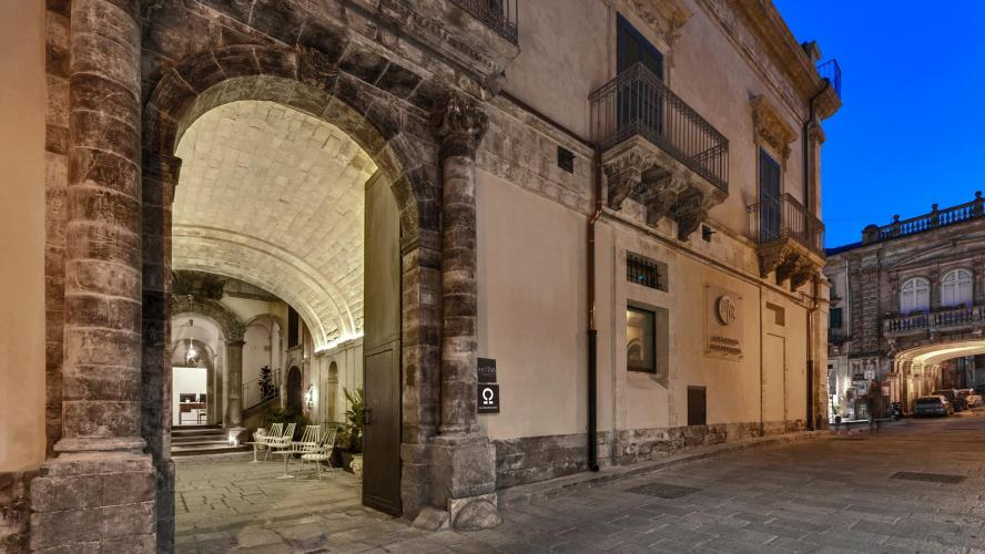 AD 1768 boutique Hotel Ibla-1