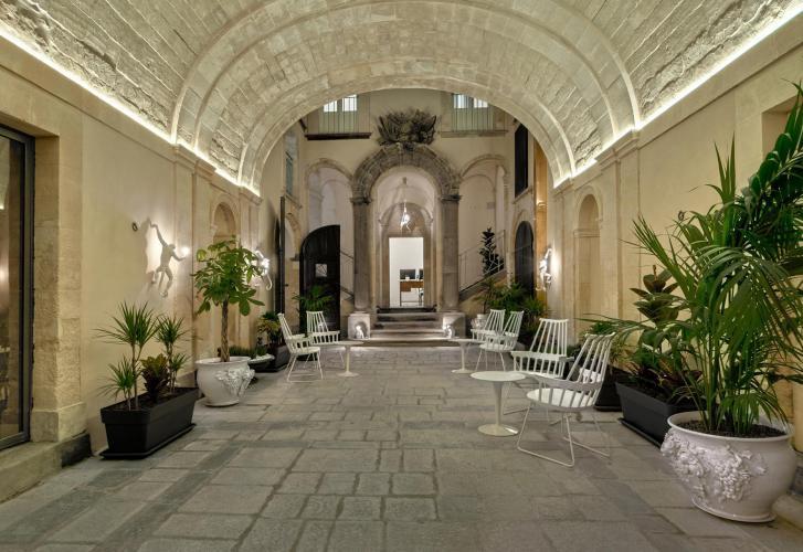 AD 1768 boutique Hotel Ibla-2