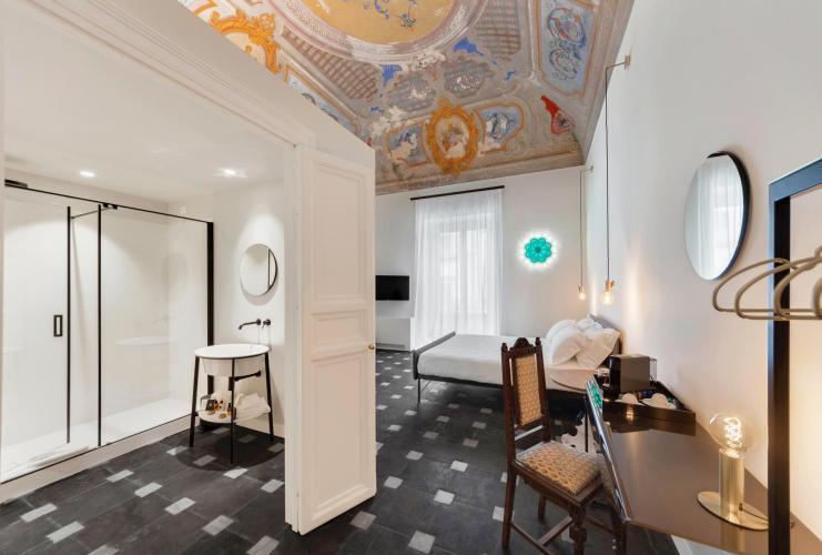 AD 1768 boutique Hotel Ibla-6