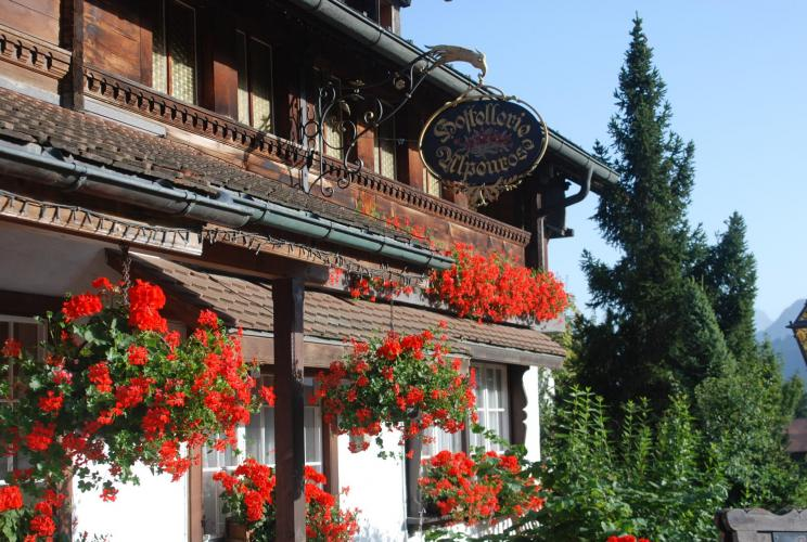 Boutique Hotel Alpenrose-1