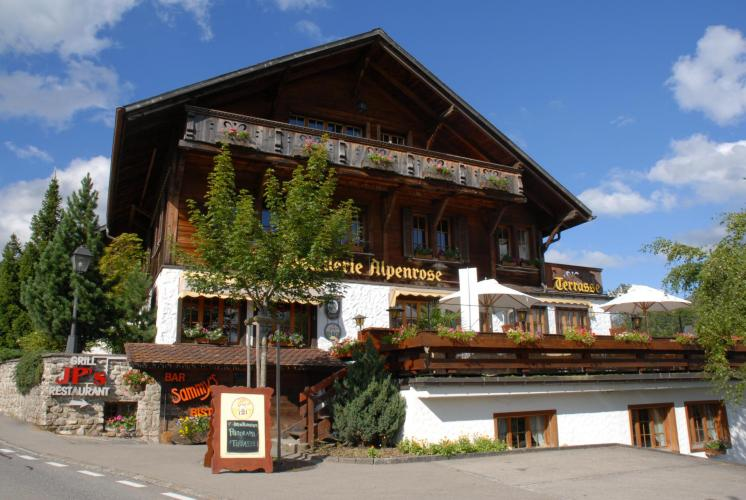 Boutique Hotel Alpenrose-18