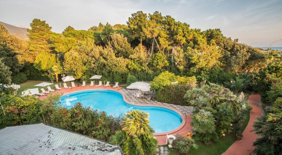 Hotel Villa Maremonti-8