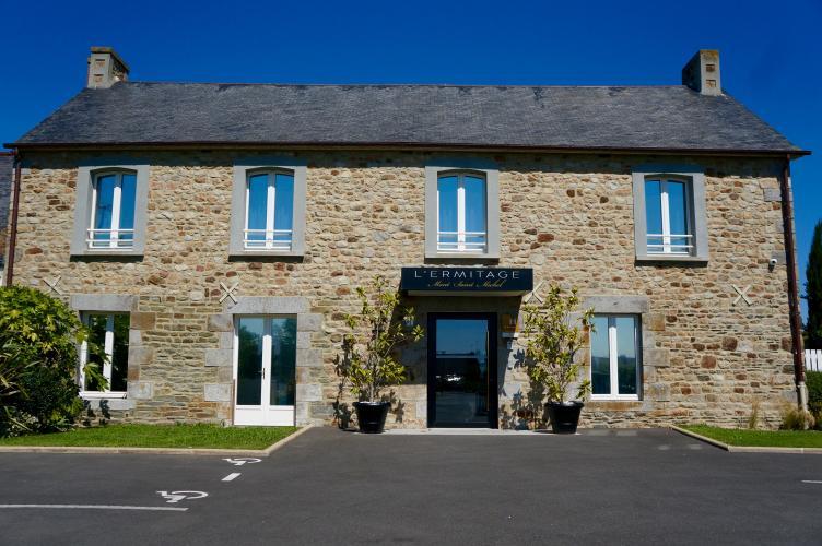 L'Ermitage Mont Saint Michel-9