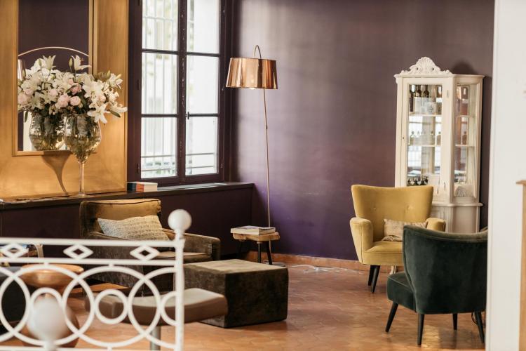 Boutique Hôtel Cézanne-14