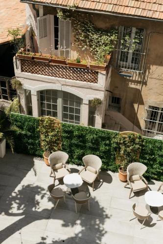 Boutique Hôtel Cézanne-18