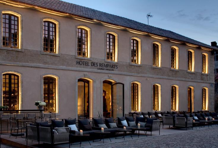 Hôtel des Remparts & SPA-1