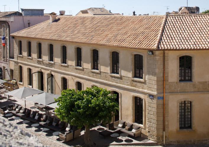 Hôtel des Remparts & SPA-13
