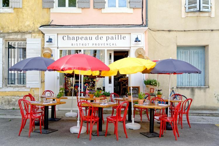 Chapeau de Paille – Bistrot Provençal-1
