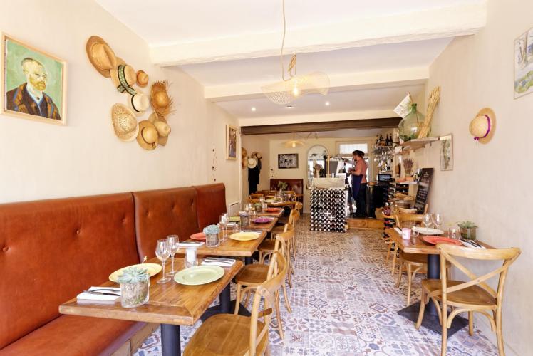 Chapeau de Paille – Bistrot Provençal-2