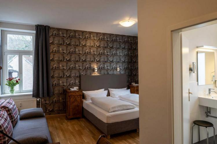 Romantik Hotel Alte Münze-4