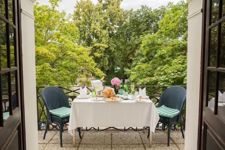 Mörwald Romantik Hotel Schloss Grafenegg-4