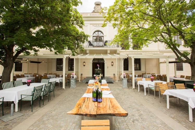 Mörwald Romantik Hotel Schloss Grafenegg-10