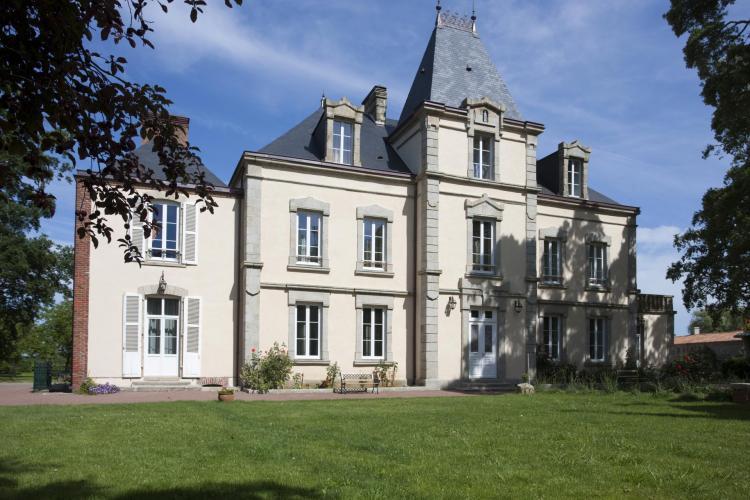 Château de La Richerie-1