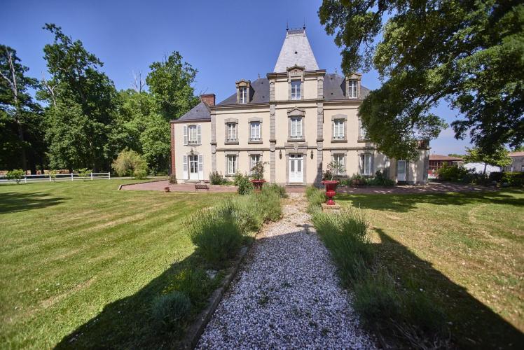 Château de La Richerie-5