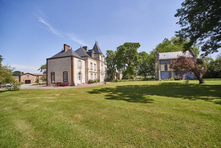Château de La Richerie-14