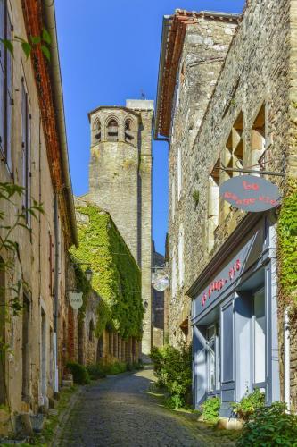 Hostellerie du Vieux Cordes-5