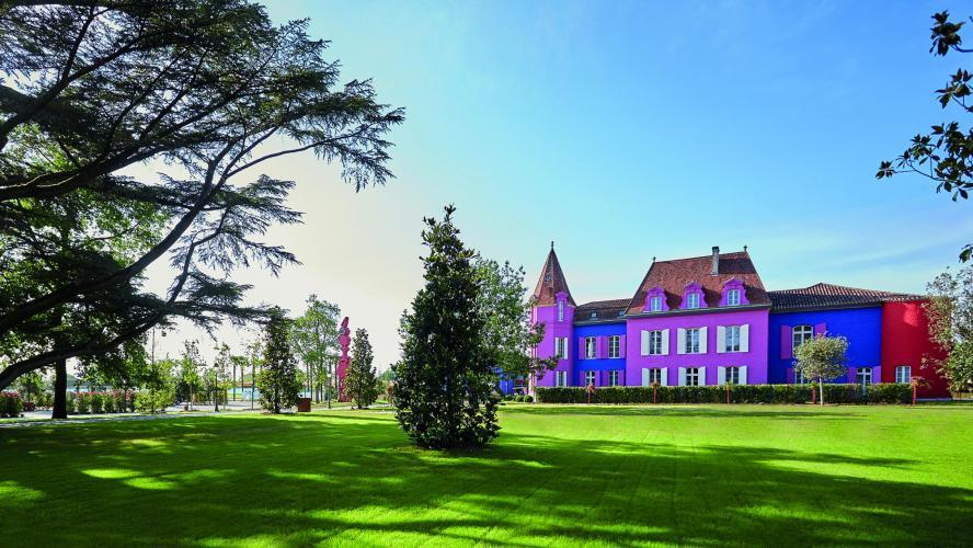 Château Le Stelsia - Resort-1