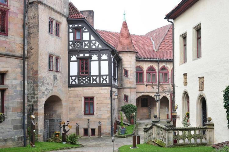 Romantik Hotel Schloss Hohenstein-1