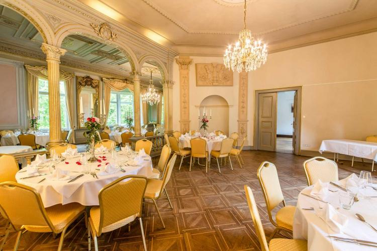 Romantik Hotel Schloss Hohenstein-5