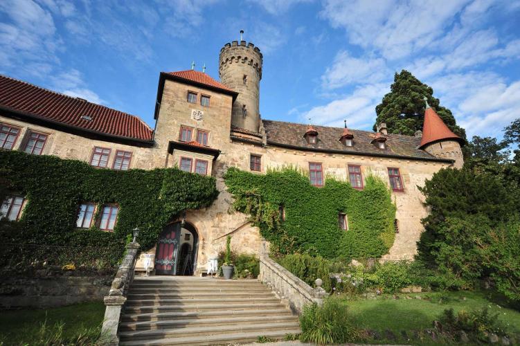 Romantik Hotel Schloss Hohenstein-8