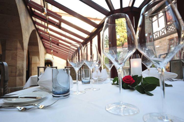 Romantik Hotel Schloss Hohenstein-9