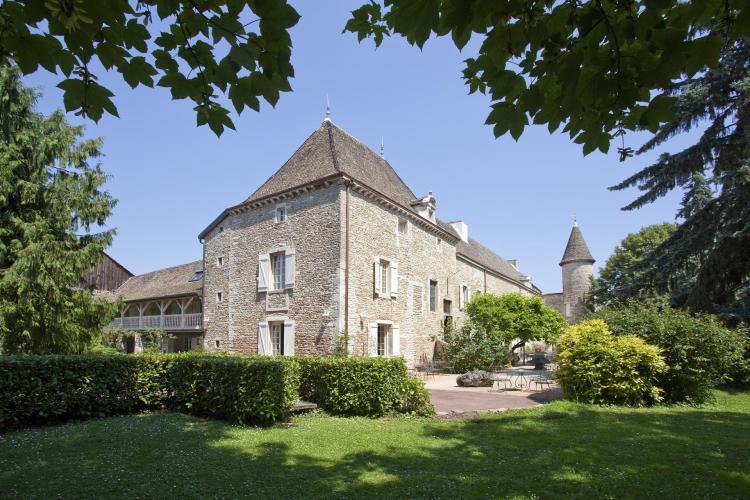 Château de Fleurville & Spa-1