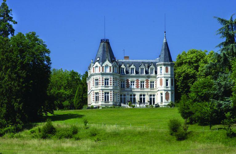 Château de l'Aubrière-4