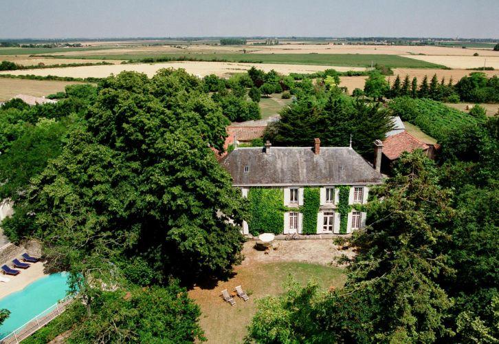 Château de l'Abbaye de Moreilles-14