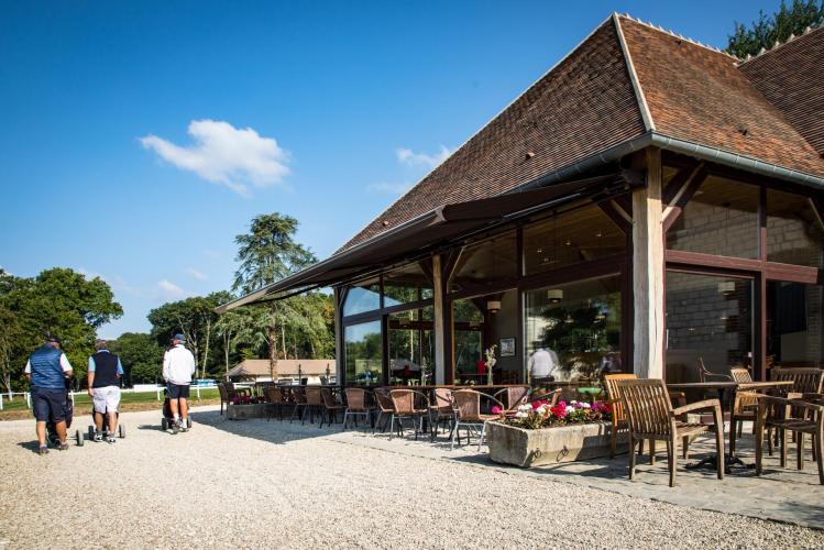 Domaine et Golf du Roncemay-12