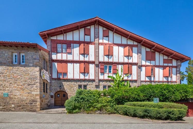 Hôtel Ithurria-1